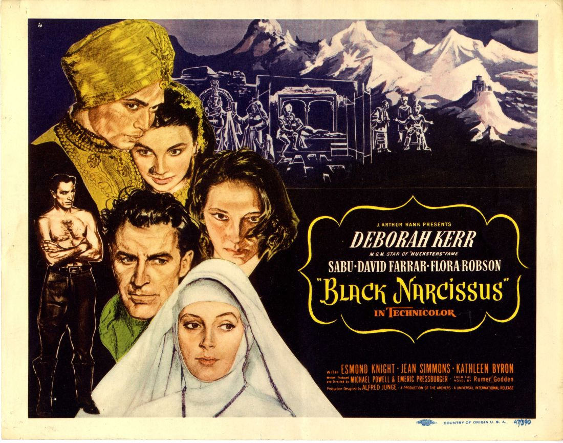 'Black Narcissus' (1947) by Powell & Pressburger