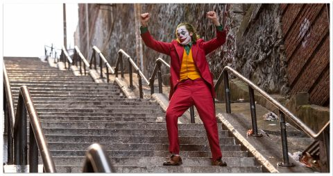 dc-movies-joker-joaquin-phoenix stairs dance