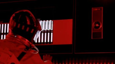dave hal 9000 2001 space odyssey