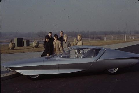 future car 2001 space odyssey