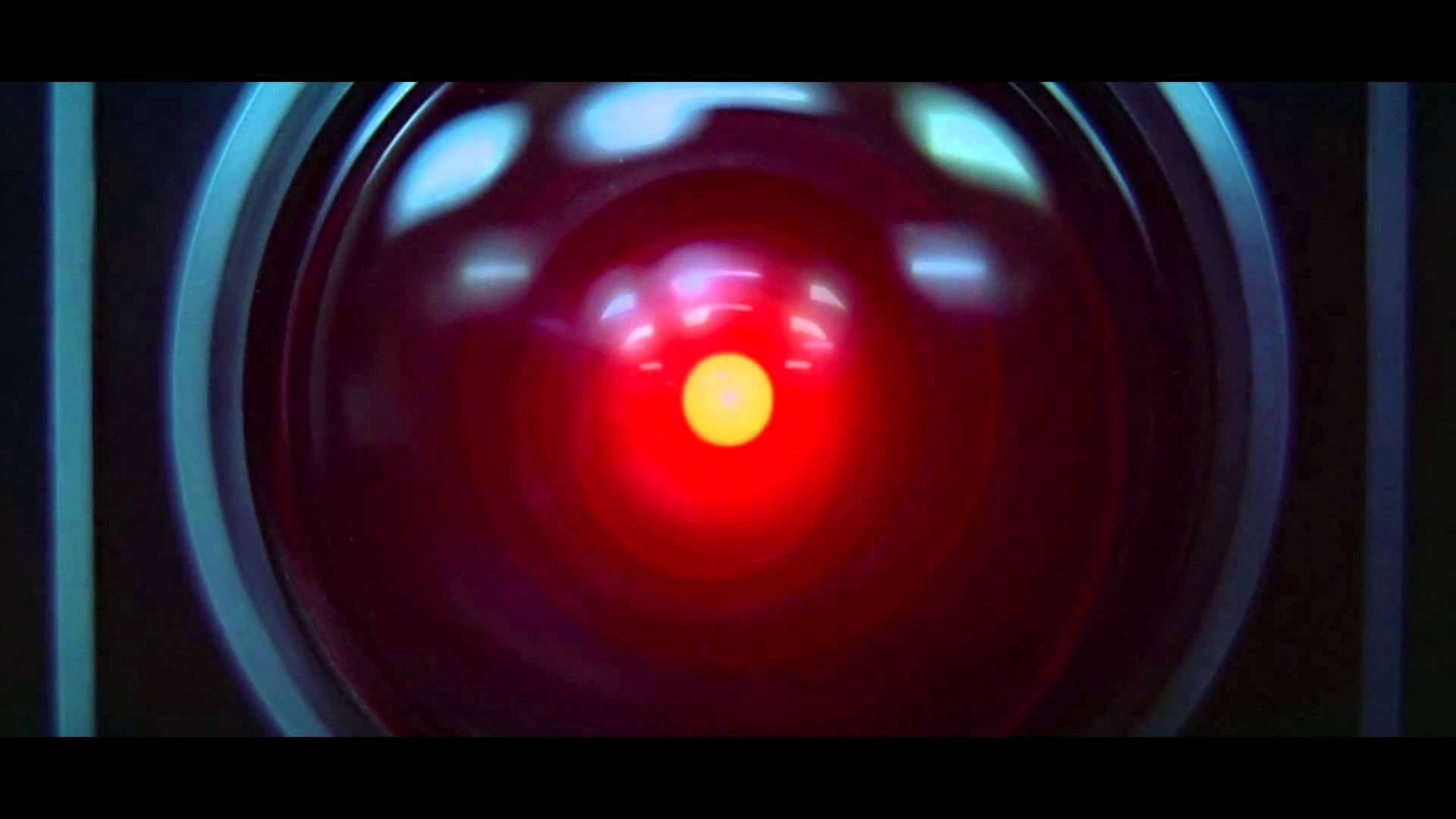 hal 9000 eye 2001 space odyssey movie kubrick