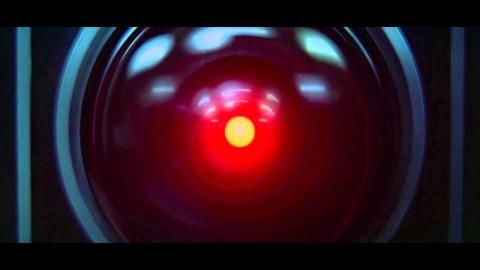 hal 9000 eye 2001 space odyssey movie kubrick