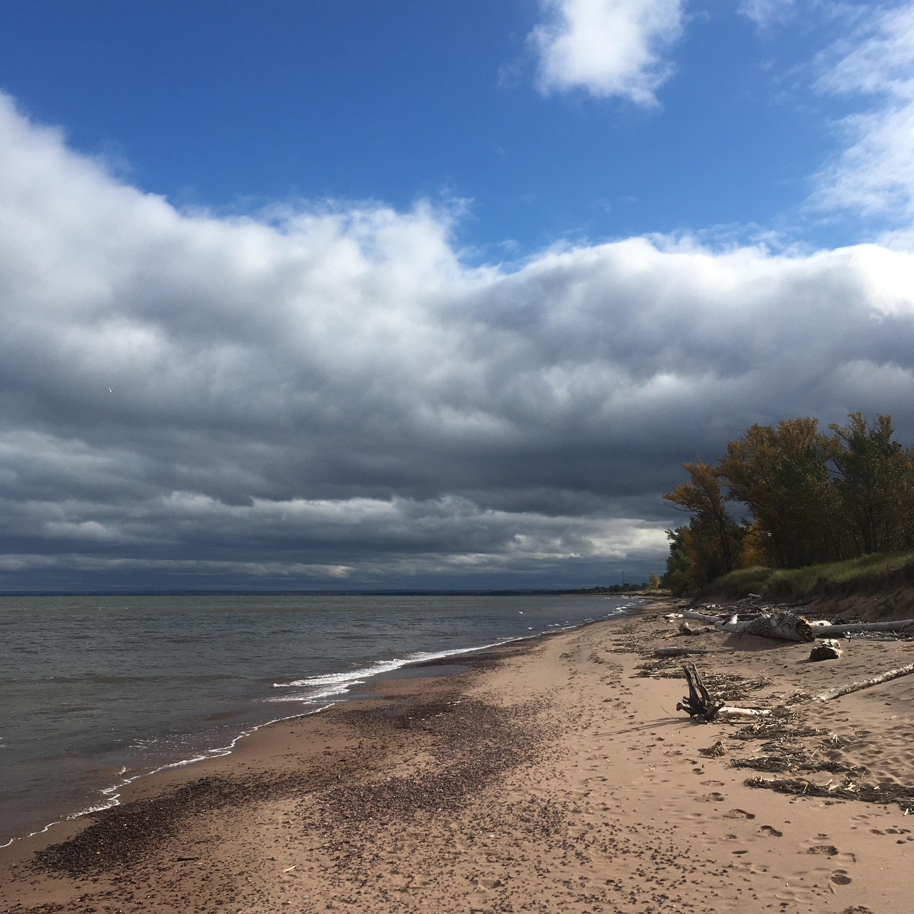lake superior duluth minnesota by adam gee