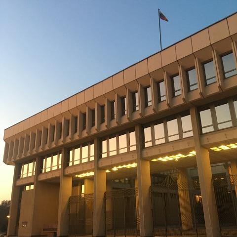 Lithuania parliament vilnius