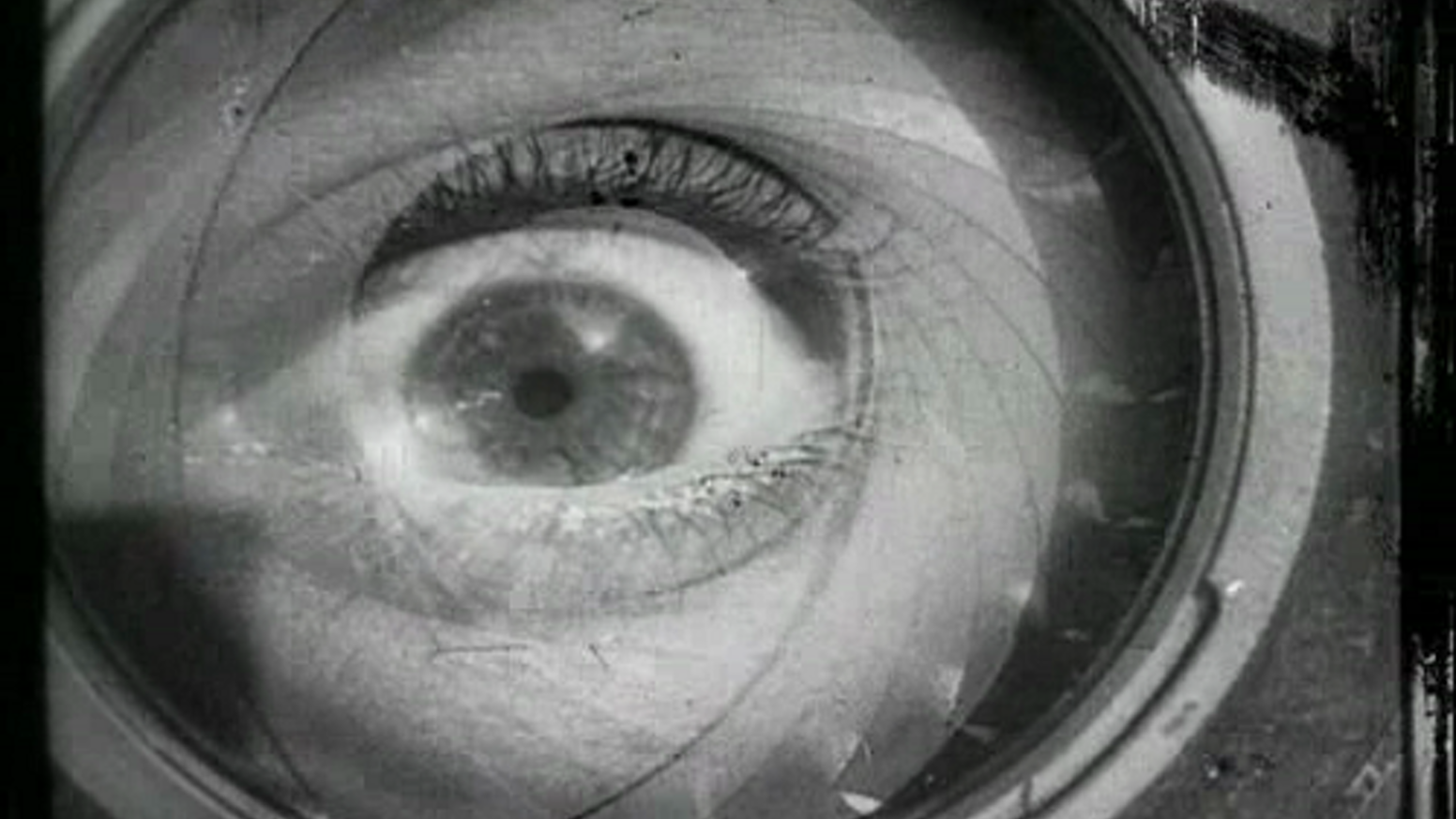 Man with a Movie Camera eye 1929 movie dziga vertov