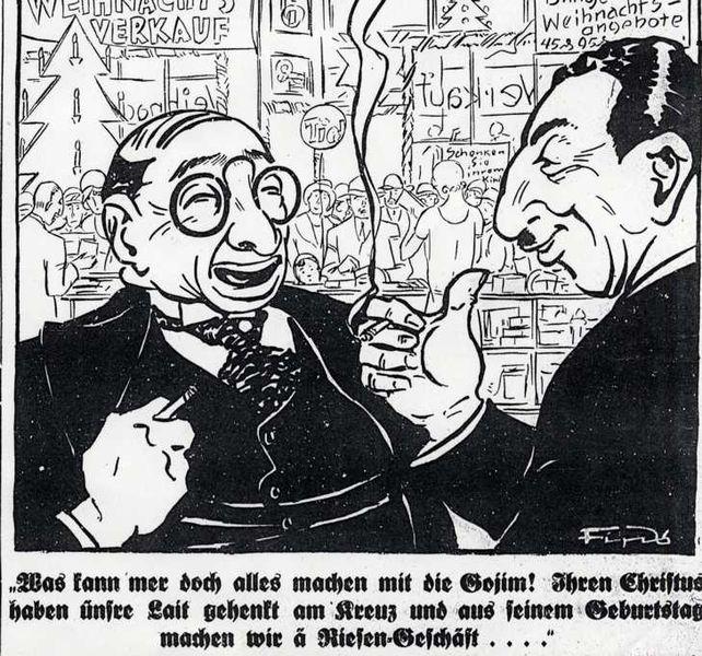 der_sturmer_christmas_1929