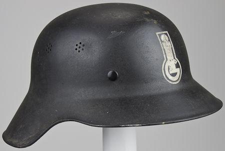 ig farben luftschutz helmet