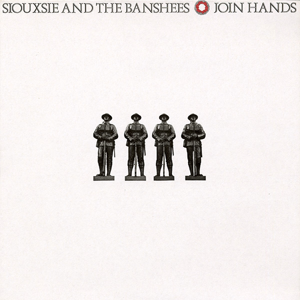 join hands siouxsie and the banshees album lp vinyl cover design