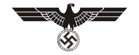 Logo_Hitler nazi eagle
