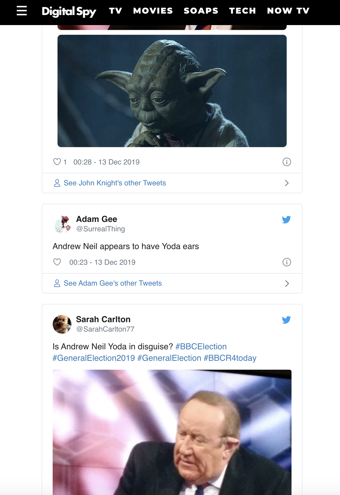 Digital Spy 2019-12-13 yoda star wars