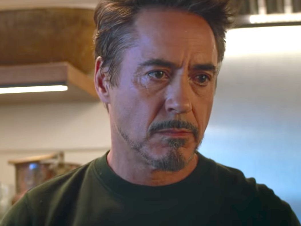 robert downey jnr actor