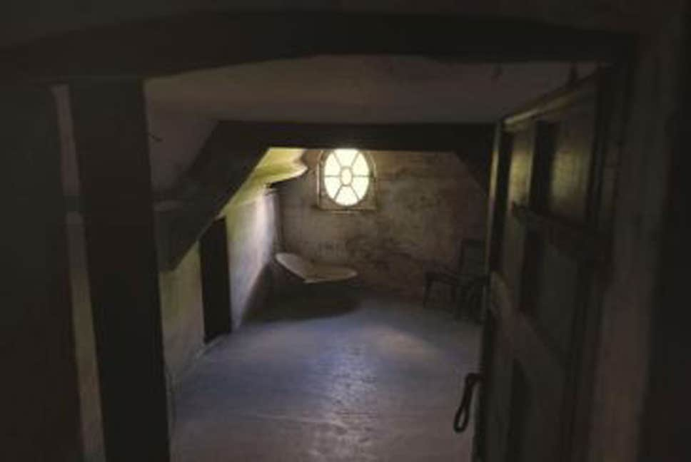 The Attic that inspired Jane Eyre's 'madwoman in the attic' Bertha