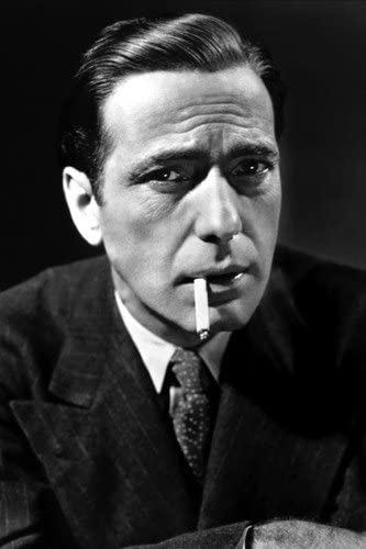 Humphrey Bogart actor cigarette