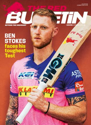 ben stokes cricketer cricket red bull bulletin