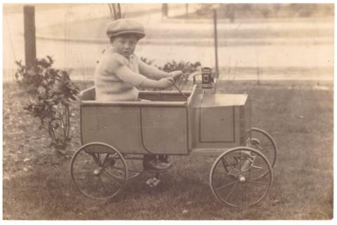 toy car vintage photo