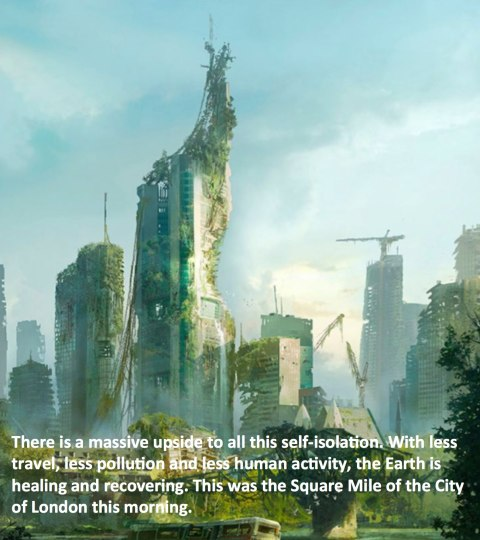 earth healing meme square mile city of london