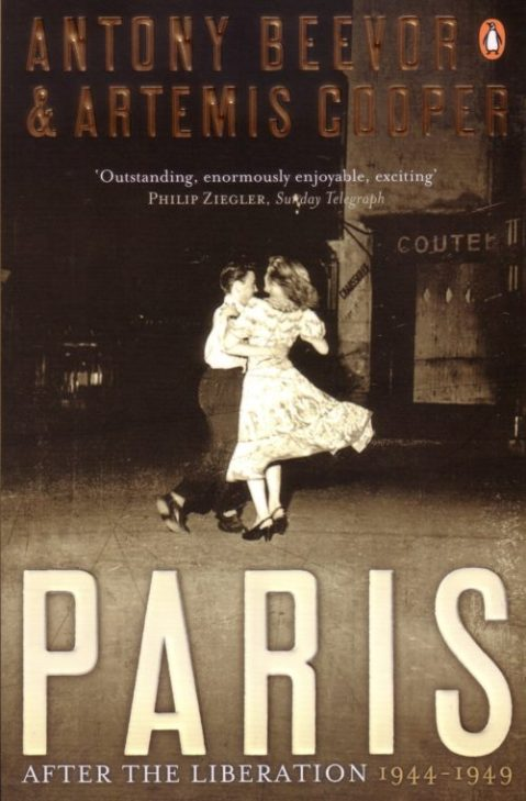 antony beevor artemis cooper paris after the liberation book cover