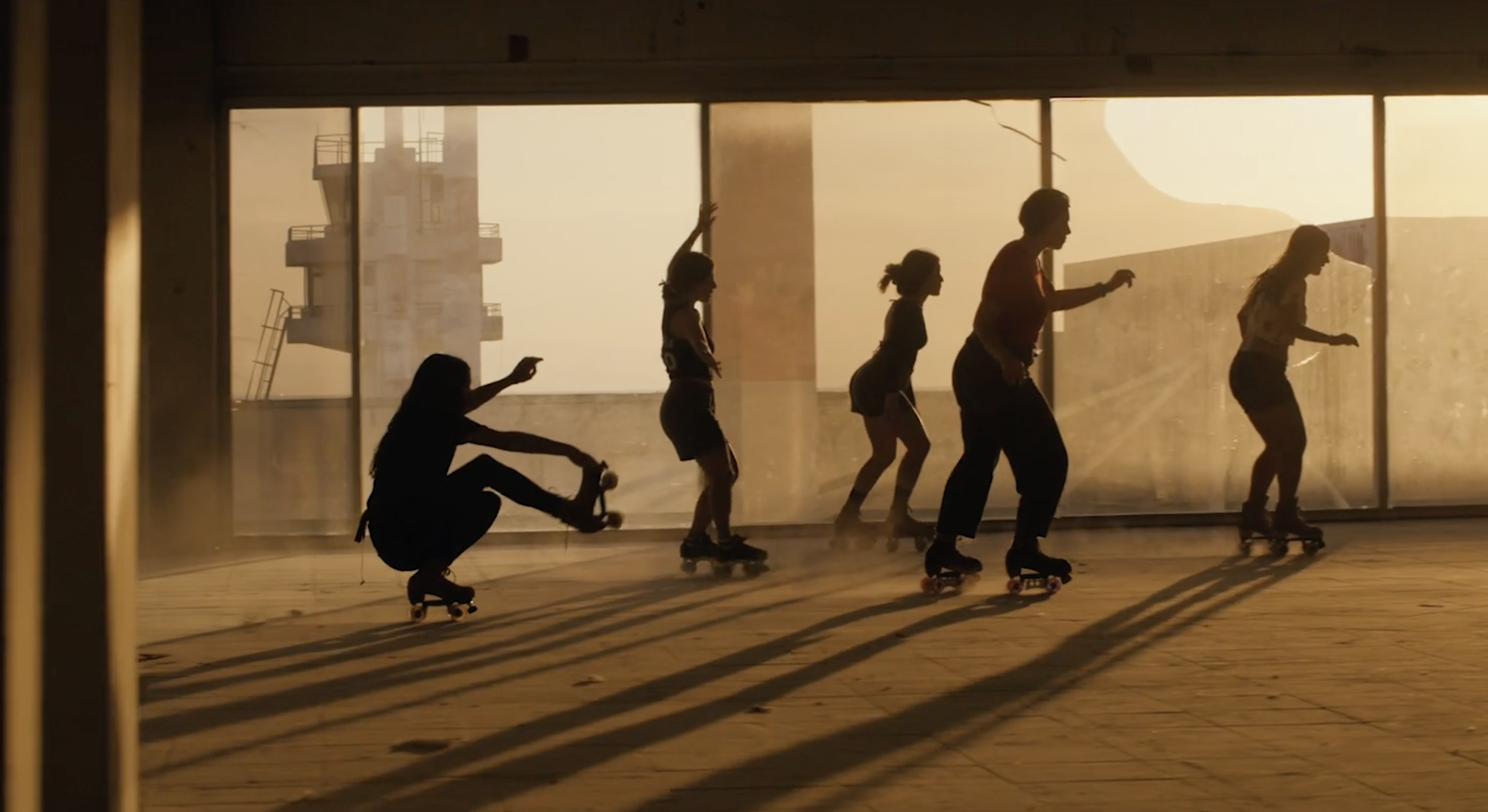 Athena Skates short form still red bull media house