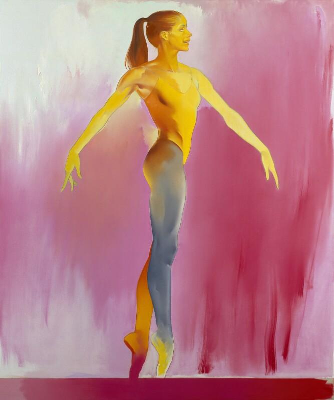 Darcey Bussell (1994) by Allen Jones [1937- ]
