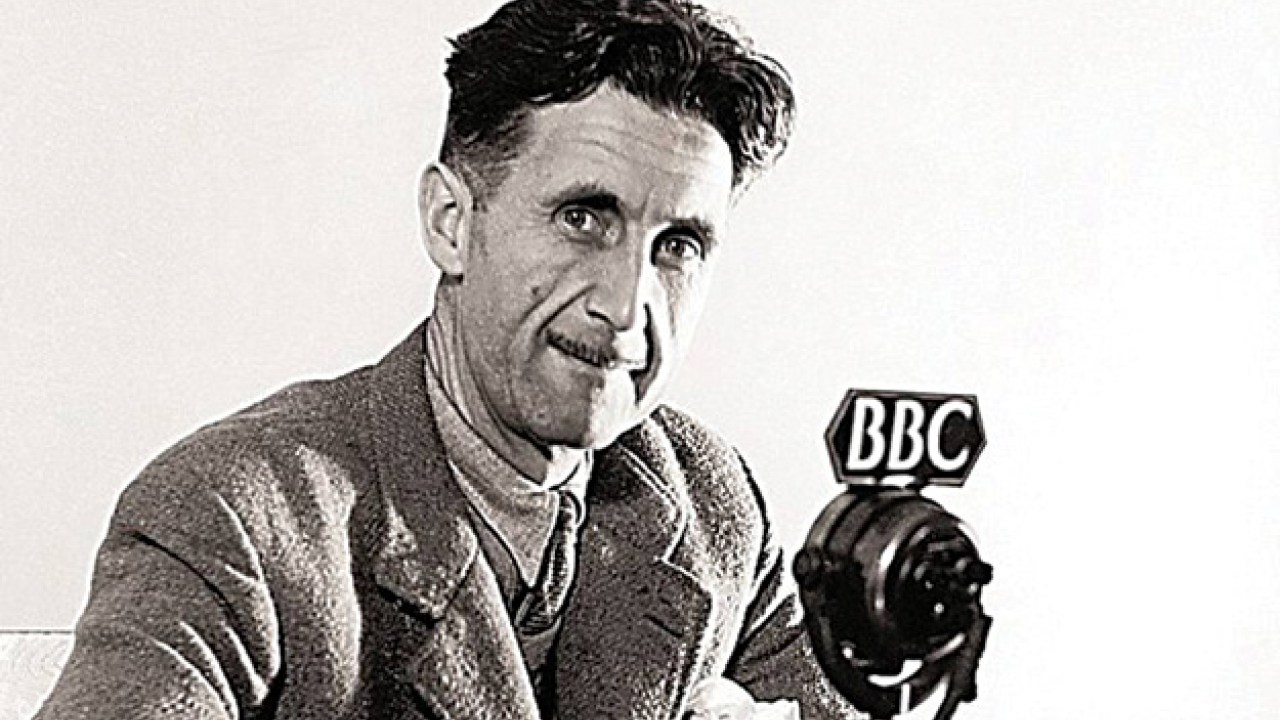 george-orwell-at the bbc