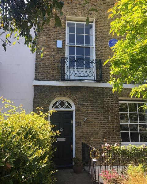 lee miller roland penrose house downshire hill hampstead