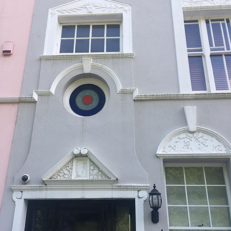 liam gallagher RAF roundel