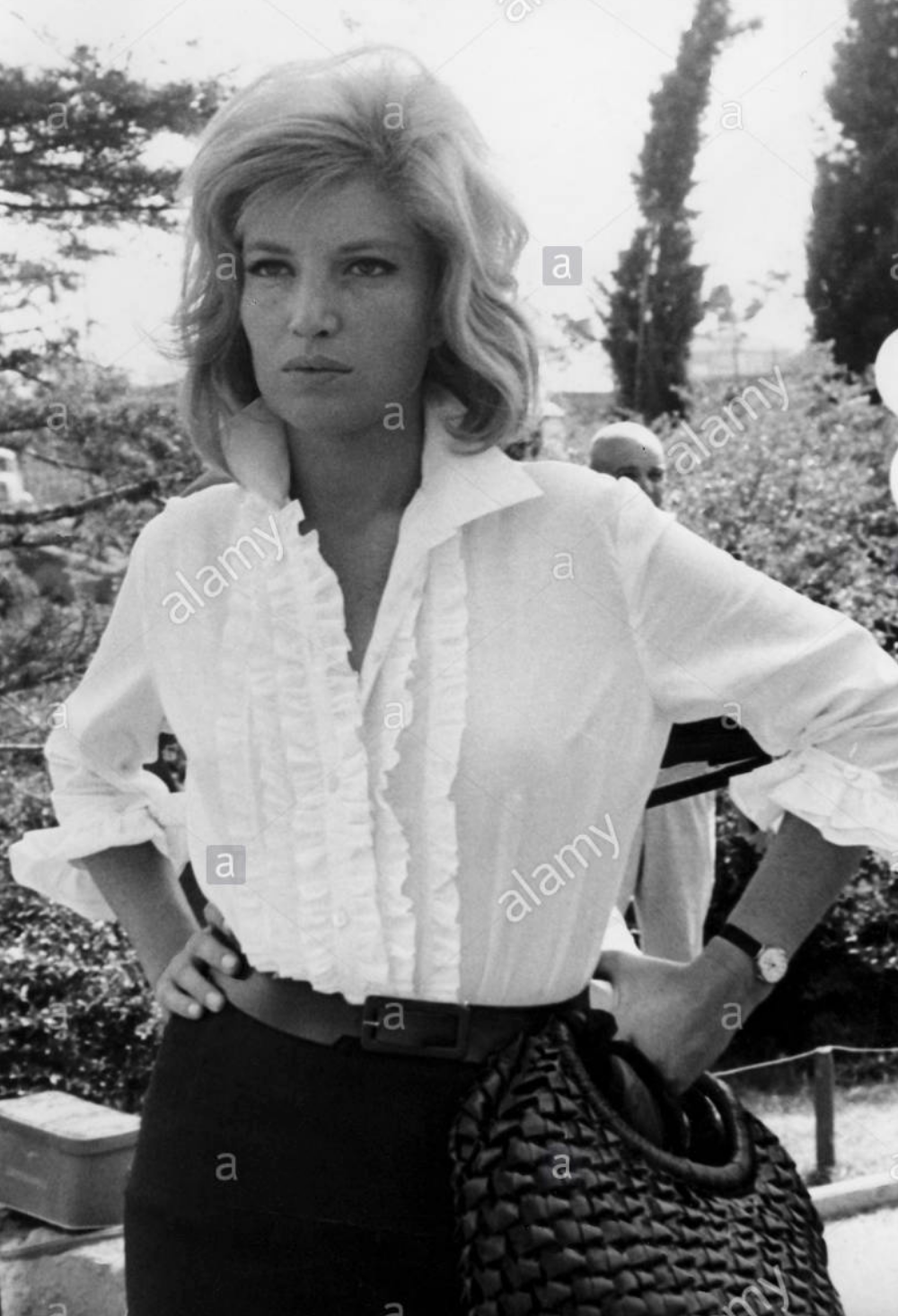 Monica Vitti actress Italian