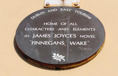 finnegans wake plaque mullingar house chapelizod